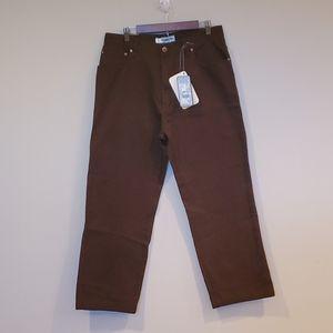 Bucker brown carpenter jeans 36 by 32